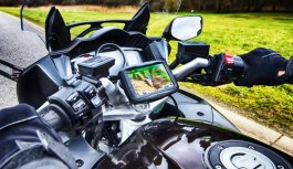 Essentials for a Long Distance Motorcycle Road Trip